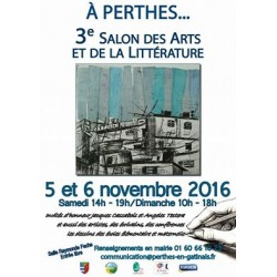 SALON DES ARTS ET DE LA LITTERATURE DE PERTHES